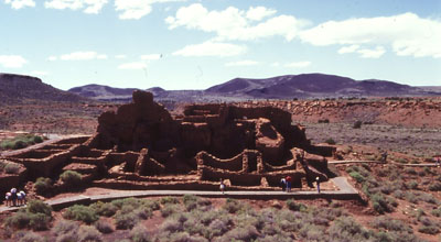 Photo of Wupatki National Monument by John Hunter