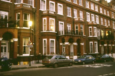 Photo of Row House in London