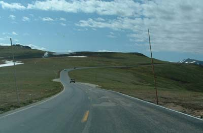 Photo of Trail Ridge Road