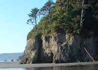 Photo of Ruby Beach