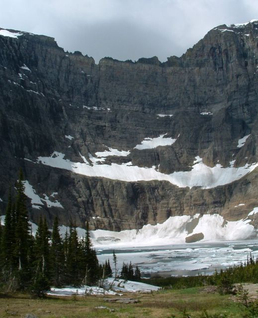 Picture of Iceberg Lake