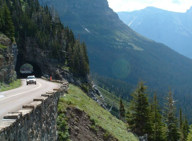 photo of Going to the Sun Road