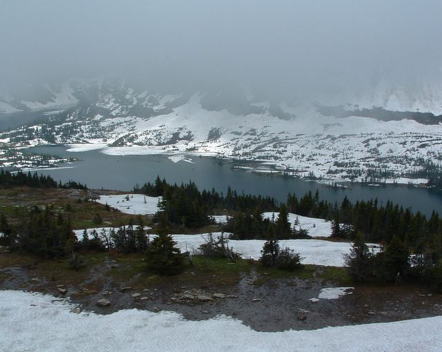 photo of Hidden Lake, Logan Pass