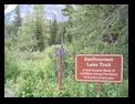 Swiftcurrent Lake Trailhead