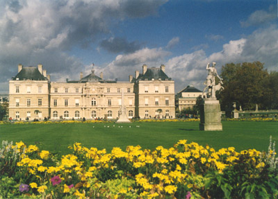 Photo of Palais du Luxembourg in Paris