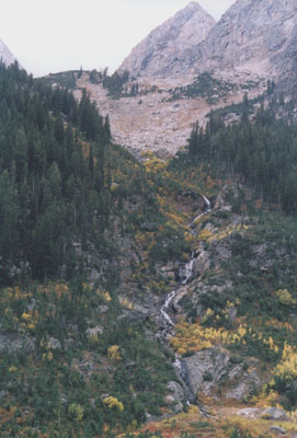 Photo from Cascade Canyon Trail