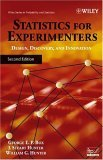 Statistics for Experimenters cover