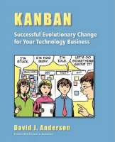 Kanban by David Anderson cover graphic