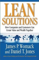 Lean Solutions cover graphic