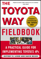 Toyota Way Fieldbook cover