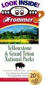 Buy Fromer's Guide to Yellowstone and Grand Teton now