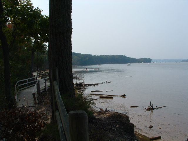 photo of Bay Trail boardwalk
