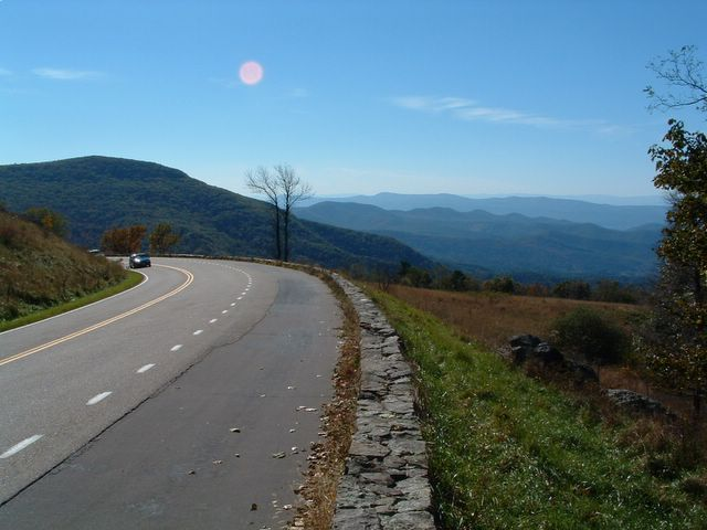 Skyline Drive, Shenandoah National Park, Virginia