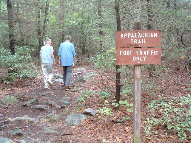 photo of the Appalachian Trail