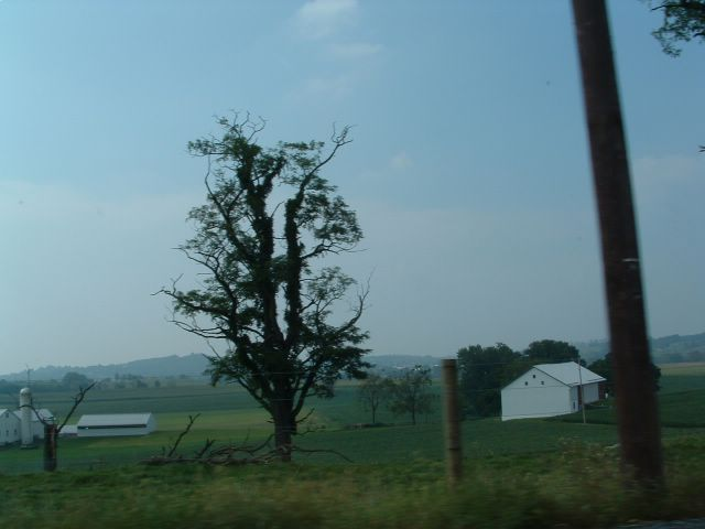 photo of the Pennsylvania countryside