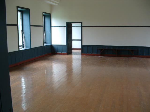 photo of large Shaker room