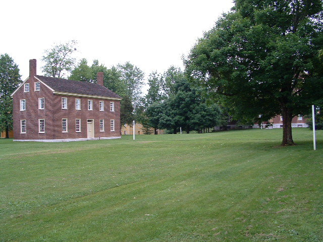 photo of building Shaker Village of Pleasant Hill, Kentucky