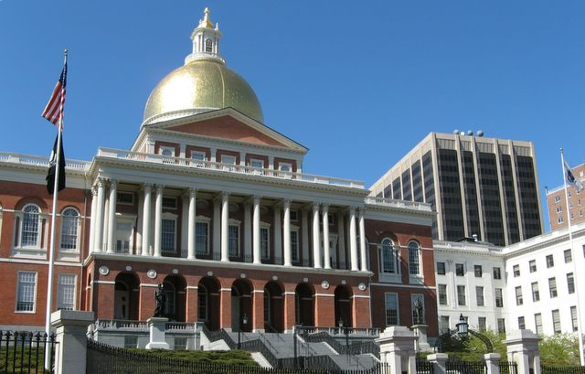 Photo of Boston State House