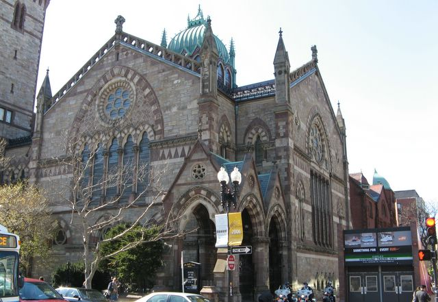 Photo of Church in Boston