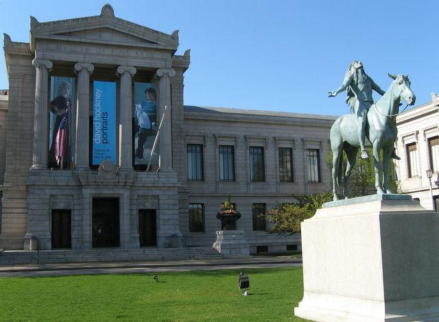 Photo of Boston Museum of Fine Arts