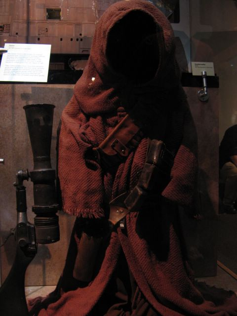 Photo of Star Wars costume