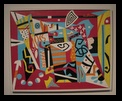 Stuart Davis - Hot Skill State for 6 colors