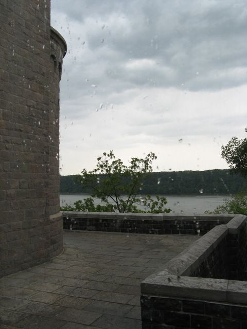 From the Cloisters looking to New Jersey