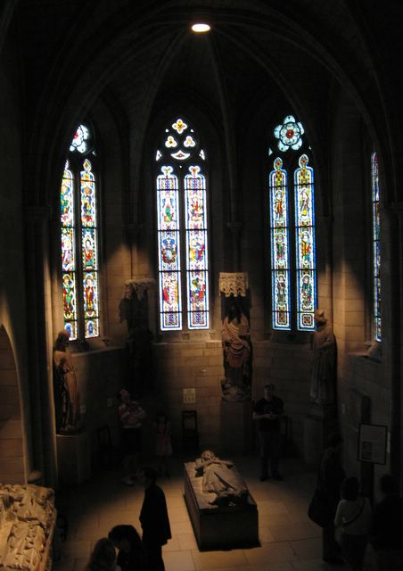 photo of Tomb Effigies, Statues and Stained Glass Windows