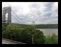 George Washington Bridge - From Manhattan to New Jersey