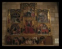 Painting at the Cloisters Museum - NYC