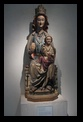 Madonna and Child Statue - The Cloisters, NYC