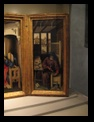 The Annunciation Triptych, ca. 1425 Robert Campin and Assistant, The Cloisters, MET, NYC
