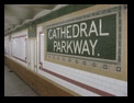 Catherdral Parkway Subway, New York City
