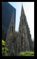 St. Patrick's Cathedral near Rockefeller Center, Manhattan, New York City