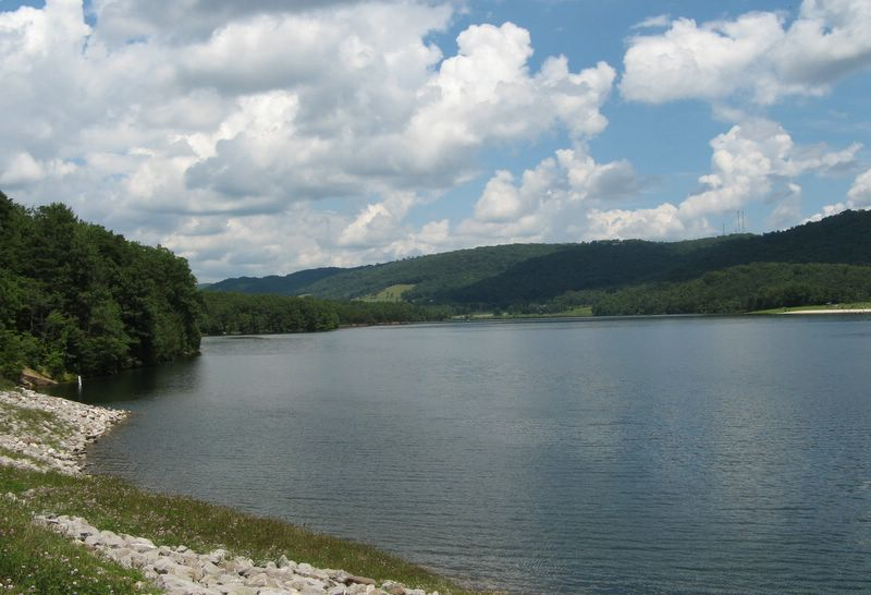 Rocky Gap State Park, Maryland